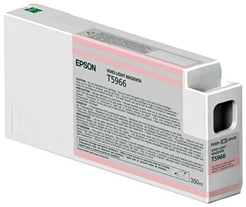 Epson UltraChrome HDR Ink Cartridge - 350ml Vivid Light Magenta (T596600)
