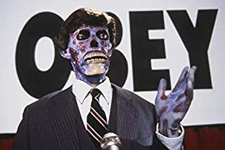 they live obey poster