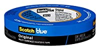 ScotchBlue Original Multi-Surface Painter's Tape, 2090, 0.94 inch x 60 yard, 1 roll