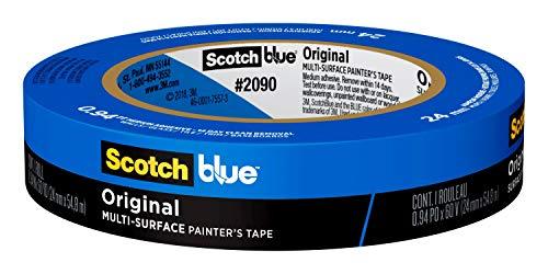 ScotchBlue Original einfaches Maler-Tape, blau, 1Rolle