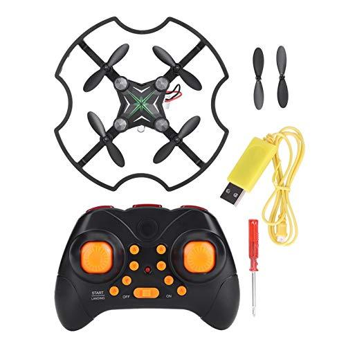 Pwshymi Drone portátil de Juguete de Carreras teledirigido Que cultiva el interés Festival Regalos de cumpleaños(Green)