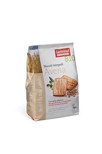 Germinal Bio Biscotti Integrali Avena - 300 gr