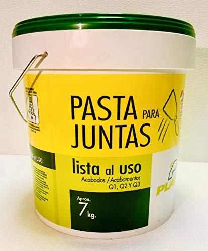 CUBO DE 7 KG PASTA PARA JUNTAS LISTA AL USO PLADUR®