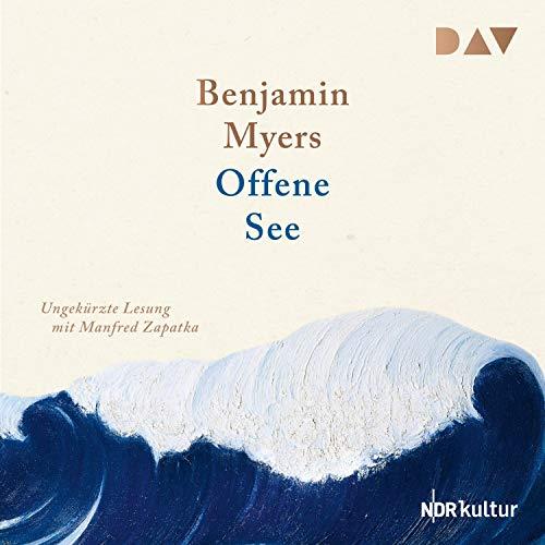 Buchseite und Rezensionen zu 'Offene See' von  Benjamin Myers
