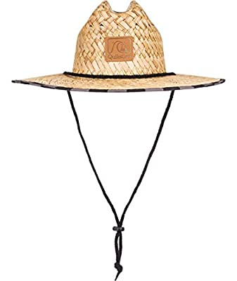 Quiksilver Men's Outsider Sun HAT, Pagoda Blue, L/X-Large