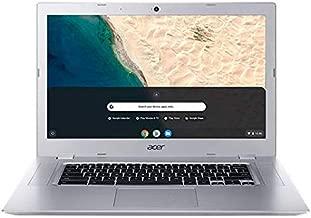Acer Chromebook 15.6 inch HD Premium Laptop PC w/ 128GB MicroSDXC Memory Card | AMD A4-9120C Processor | AMD Radeon R4 Graphics | 4GB Memory | 32GeMMC | Chrome OS