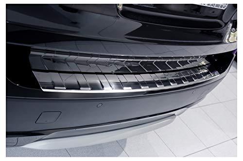 tuning-art 3409 Edelstahl Ladekantenschutz 5 Jahre Garantie Fahrzeugspezifisch