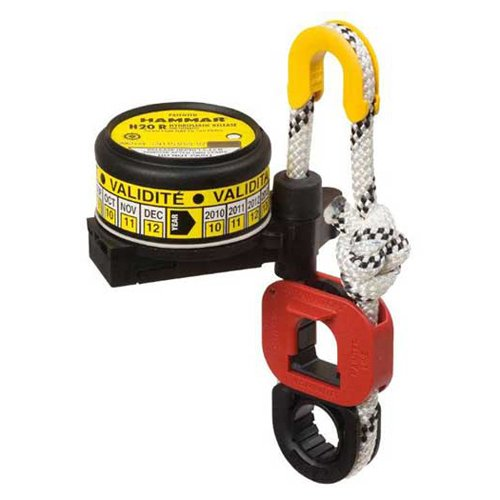 Hammar HA2000H, Hydrostatic Release Unit for Liferaft, Black, 1 Pack