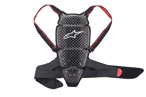 Alpinestars 6504018-013-XL Protection Dorsale KR-Cell pour Moto (XL), Noir