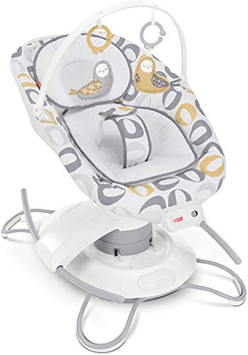Image of Fisher-Price 2-in-1 Deluxe Soothe 'n Play Glider [Amazon Exclusive]