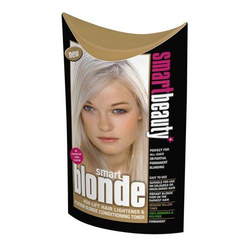 Smart Color Smartbeauty blonde Blondtönung Platinum, 1er Pack (1 x 35 g)