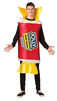 Hershey's Jolly Rancher Cherry Candy Costume Mens Womens Hershey Funny Outfit