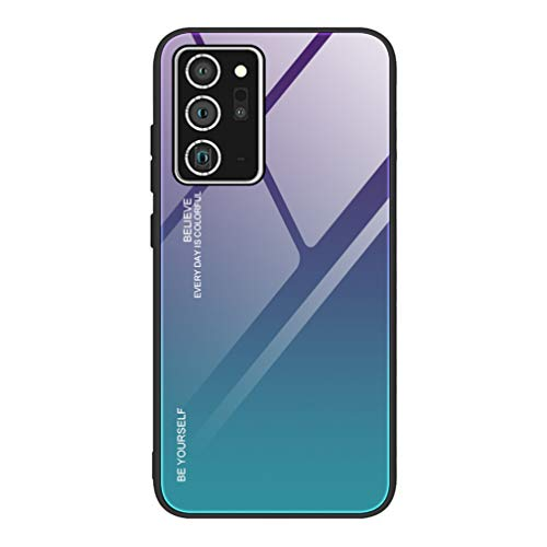 HAOTIAN Funda para Samsung Galaxy Note 20 Ultra Fundas, Tapa Trasera de...