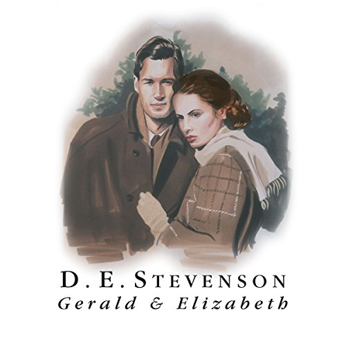 Gerald and Elizabeth audiobook cover art
