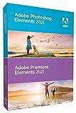 Adobe Photoshop Elements 2021 & Premiere Elements 2021 - Caja de 1 Usuario (Win, Mac - International English)