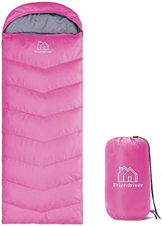 Top 10 Best pink sleeping bag Reviews