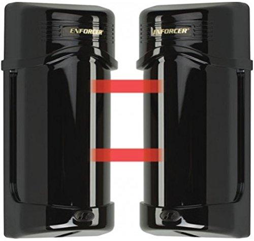 Seco-Larm Enforcer Twin Photobeam Detector, 190-390 Ft. Range