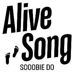 SCOOBIE DO「Alive Song」の歌詞を収録したCDジャケット画像