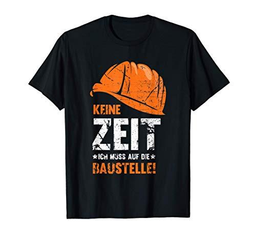 Geschenke-Idee für Bauherr und Bauherrin 2021 I T-Shirt