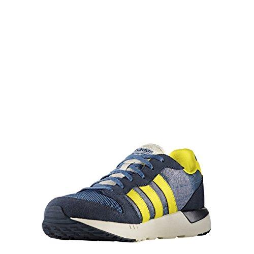 adidas Cloudfoam City Racer zapatillas Hombre, Azul (Maruni/amabri/azubas), 42 2/3 EU