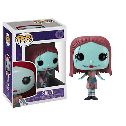 Funko Pop Movies : The Nightmare Before Christmas : Sally 3.75inch Vinyl Gift for Anime Fans SuperCollection
