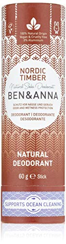 Ben & Anna Deodorant Nordic Timber Push Up, 60g