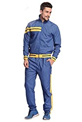 ShopyBucket Nitrite Tracksuit with high quality polycotton fabric perfect for gym sessions or for sporting activities also for Morning Walk