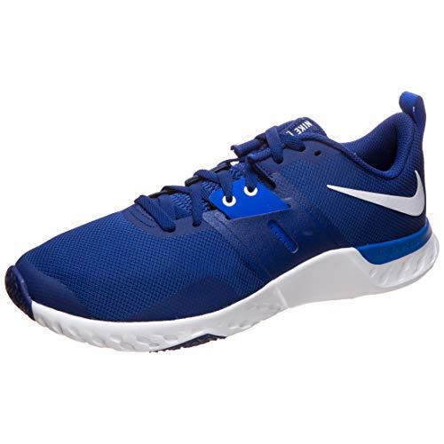 Nike Renew Retaliation Tr - Zapatillas de fitness para hombre, color negro, color Blanco, talla 45.5 EU