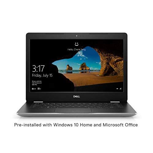 Dell Inspiron 3480 14-inch Thin & Light Laptop (8th Gen Intel Core i5-8265U/8GB/1TB HDD/Windows 10 + MS Office/Intel UMA Graphics/Silver)