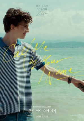 Import - Poster [Call ME by Your Name], 30 x 43 cm