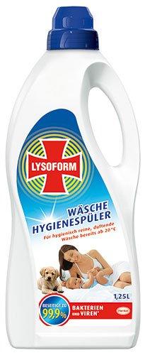 Lysoform - Wäsche-Hygienespüler - 1250ml