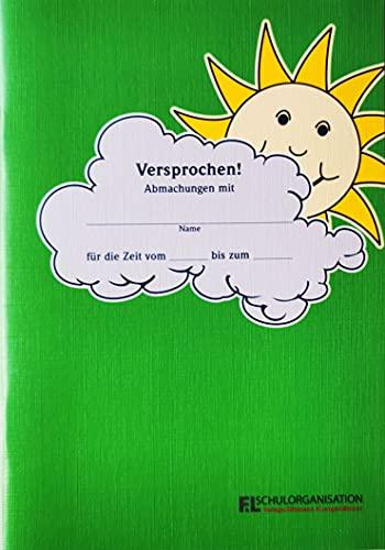 SONNENHEFT - Versprochen! Abmachungen der Einrichtung mit dem Kind - für Kita und Schule (1)