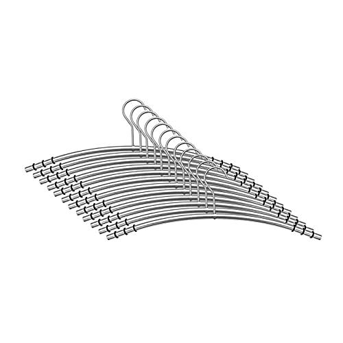 BALLSHOP BALLSHOP 12 Stück Kleiderbügel Metall Bild