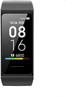 Reloj inteligente Heerda, reloj de fitness con pulsómetro, monitor de sueño, resistente al agua, reloj deportivo con podómetro, pulsómetro, cronómetro, compatible con iOS y Android