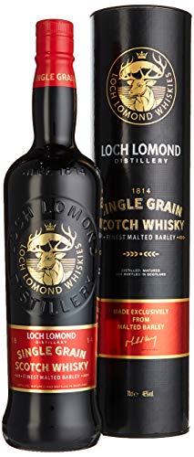 Loch Lomond Whiskies Single Grain Scotch mit Geschenkverpackung (1 x 0.7 l)