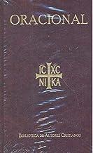 Oracional. Nuevo Devocionario Del Cristi: Nuevo devocionario del cristiano: 12 (OBRAS LITÚRGICAS)