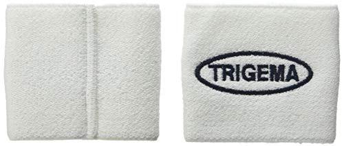 Trigema Mädchen 200020 Armwärmer, Weiß (Weiss 001), One size (Herstellergröße: 2)