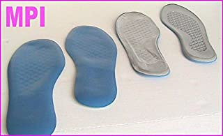 Bioflex Magnetic Therapy Insoles for Plantar Fasciitis -Womens' 6-9 Shoe Size