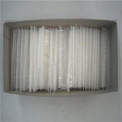 Sale!! Case of 50,000 Standard 2 Plastic Tagging Fasteners Barbs