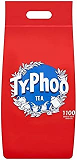 Typhoo 1100 One Cup Teabags For Caterers 2.5Kg
