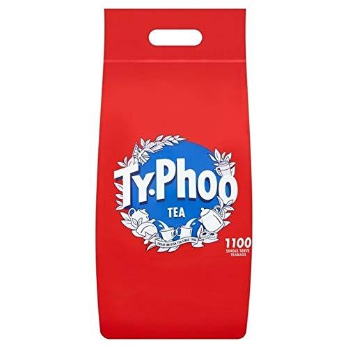 Typhoo 1100 One Cup Teebeutel 2.5kg - Großpackung