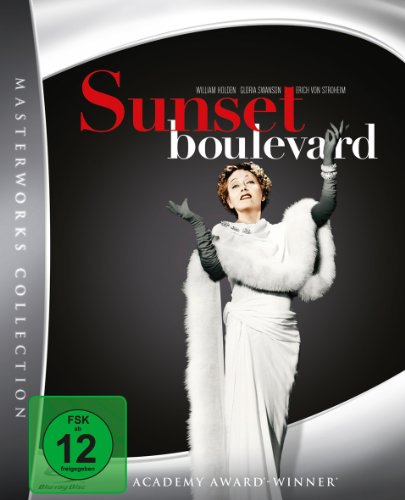 Sunset Boulevard - Masterworks Collection [Blu-ray]