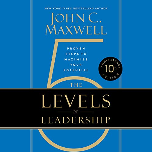 The 5 Levels of Leadership cover art