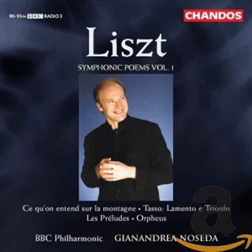 Liszt: Sinfonische Dichtungen Vol.1 - Les Preludes/ Orpheus/ Tasso/ +