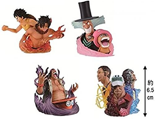 Sin impuestos One Piece Memories F lottery prize Creations figure figure figure most all four sets (japan import)  70% de descuento