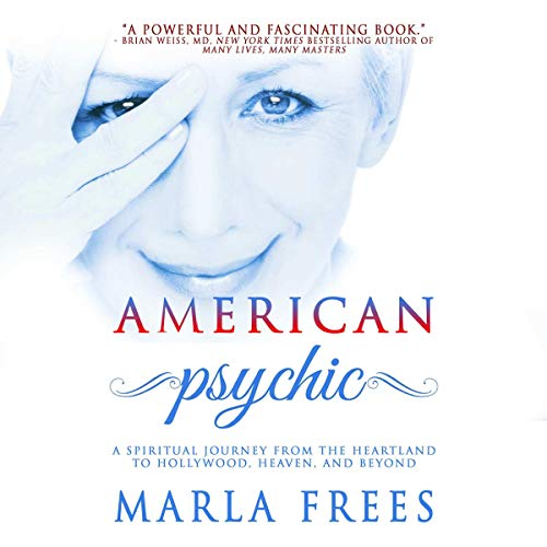 American Psychic Audiobook By Marla Frees cover art