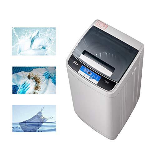 YDD Lavadora pequeña (Completamente automática/Gran Capacidad/elución integrada/bacteriostática), Apta para Uso doméstico, Dormitorio