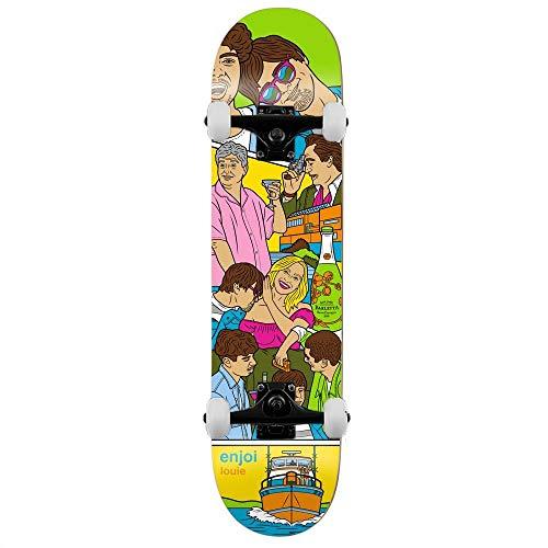 Enjoi Thaynan Weekend At Louies Barletta Skateboard Completo Multi 21 cm
