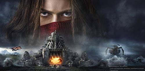 Mortal Engines Poster, Mortal Engines Art Print, Mortal Engines Artwork, Mortal Engines Gifts, Mortal Engines 2018 Movie Poster, Mortal Engines Decoration