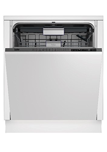 BEKO Passe au lave-vaisselle DIN 28432 à encastrer, entièrement escamotable, classe A++, capacité 14 couverts.